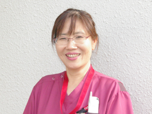 戸塚病院総看護師長 佐々木栄津子